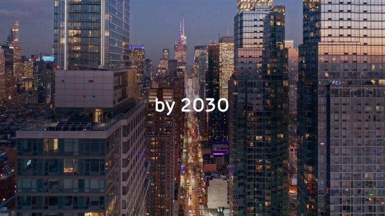 Carbon negative by 2030