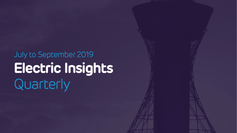 Drax Electric Insights quarterly report